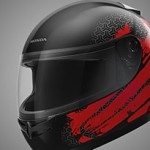 Novos capacetes Honda chegam às lojas