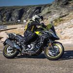 Suzuki V-Strom 1000 chega ao Brasil mais aventureira