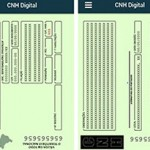 CNH digital já está disponível