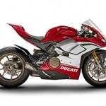 Ducati Panigale V4 a caminho do Brasil