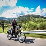 """Yamaha Crosser Z: """"maquiagem"""" aventureira para encarar lama e poeira"""