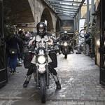Inglês dá volta ao mundo de moto para alertar sobre a saúde do homem
