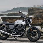 Moto Guzzi lança edição limitada da V7