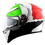AGV lança no Brasil capacete réplica do piloto Morbidelli