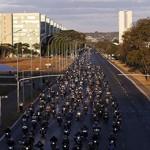 Dia do Motociclista: quase metade das cidades têm mais motos que carros