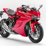 Ducati SuperSport S é esportiva para quem deseja viajar