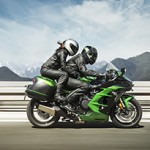 Kawasaki Ninja H2 SX com supercharger chega ao Brasil por R$ 130 mil