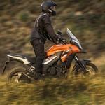 Honda CB 500 laranja é novidade da versão 2019