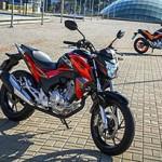 Honda Twister 2019 vem com freios combinados