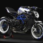 MV Agusta apresenta nova Dragster 800 RR Pirelli