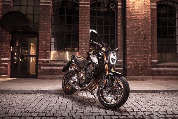 654RPM HONDA CB650R Honda 650cc e 500cc chegam às lojas na Europa