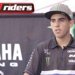 Tallys Nathan se recupera de queda no Brasileiro de Motocross em Três Lagoas