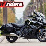 Cinco motos com os maiores motores do mundo