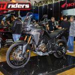 Honda apresenta versão mais aventureira da Africa Twin
