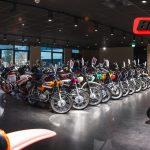 Yamaha inaugura museu de motos clássicas em Amsterdã