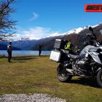 Planejamento e roteiro para uma longa viagem de moto