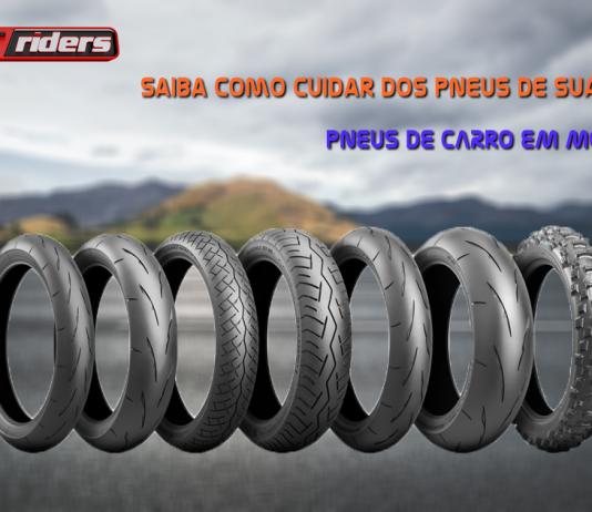 Cuidados com o pneus