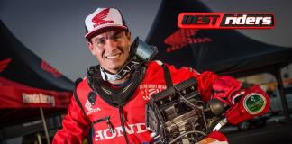 Honda Racing Guidão de Ouro 2020