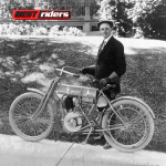 Mecânico, motociclista, piloto, fundador. Você sabe quem foi Walter Davidson?