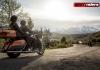 Harley Davidson Rota Romântica
