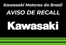 Comunicado Kawasaki Brasil
