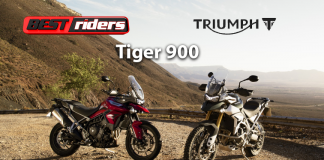 Tiger 900 Lançamento