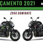 CHEGOU DOMINATE, A NOVA Z900 2021 ULTRATECNOLÓGICA