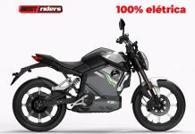 Super Soco TSX 2020