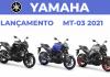 Yamaha MT03 2021
