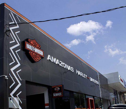Harley-Davidson Amazonas