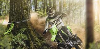 Nova Kawasaki KX 250X 2021
