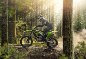 Off Road 2021 Kawasaki KX 450X