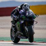 Pilotos Yamaha entram em ação na MotoGP, de olho na briga pelo título