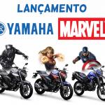 YAMAHA LANÇA TRÊS MOTOCICLETAS INSPIRADAS NOS HERÓIS DA MARVEL
