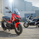 Honda ADV um novo padrão de conforto e tecnologia para o segmento de scooters