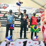 Bruno Crivilin finaliza Mundial de Enduro com medalha de bronze