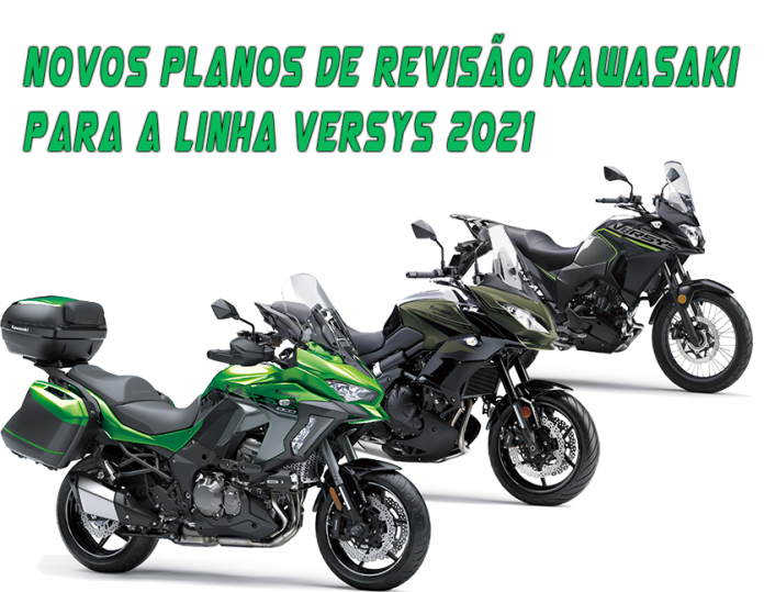 Kawasaki Tabela Revisão