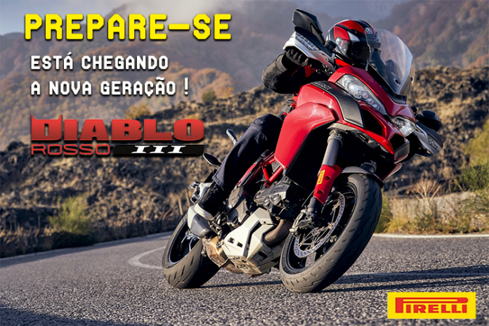 Pirelli Diablo Rosso