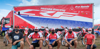 Honda Racing Rally Piocerá 2021