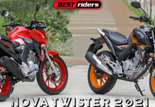 Nova CB Twister 2021