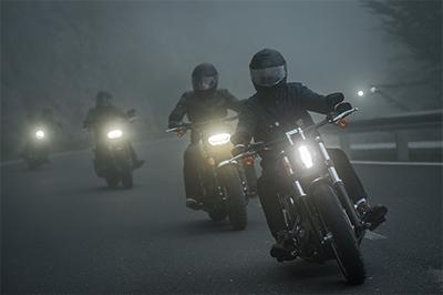 Segurança em Pilotar sua moto