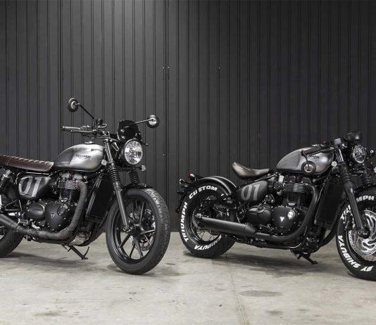 Triumph Custom Made