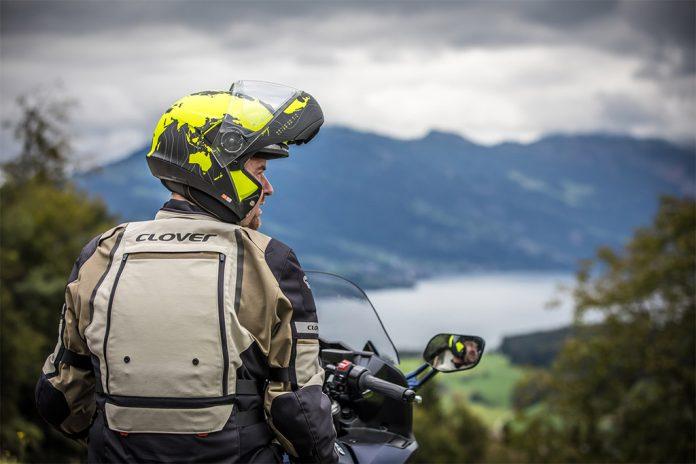 capacetes da Schuberth no Brasil