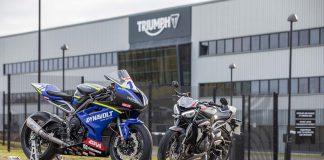 Triumph e Dynavolt 2021