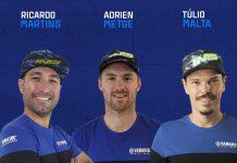 amaha IMS Rally Team tem 2021