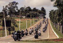 Harley-Davidson comemora 10 anos