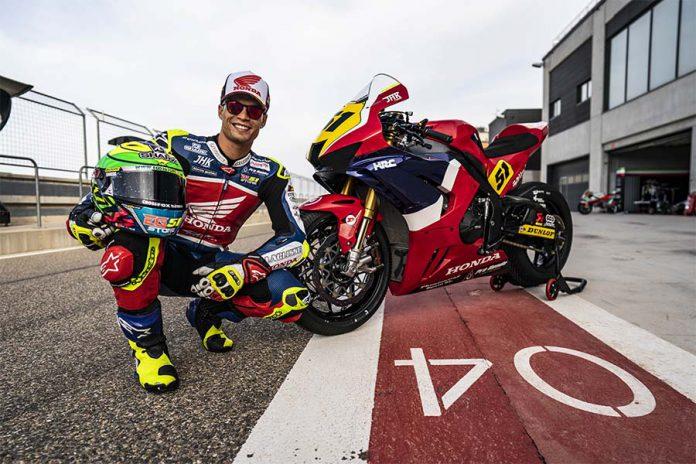 Eric Granado Espanhol Superbike 2021